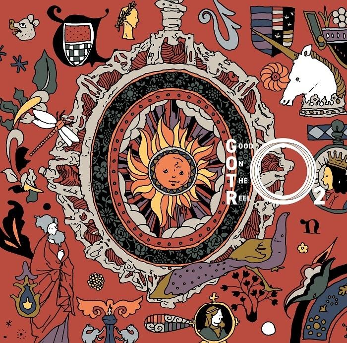 O₂ 〜太陽盤〜